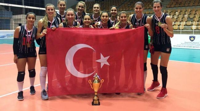 Beşiktaş, Balkan Kupası Şampiyonu !