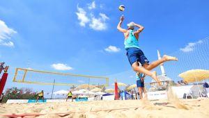U22 Plaj Voleybolu Avrupa Şampiyonası Başlıyor