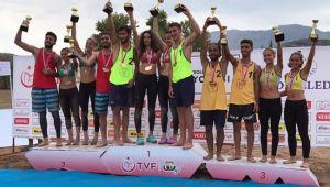 Plaj'da Türkiye Şampiyonası Sona Erdi