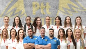 PTT'de hedef Sultanlar Ligi