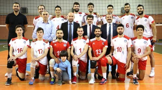 Akkuş Belediyespor Niksar'ı Eli Boş Gönderdi