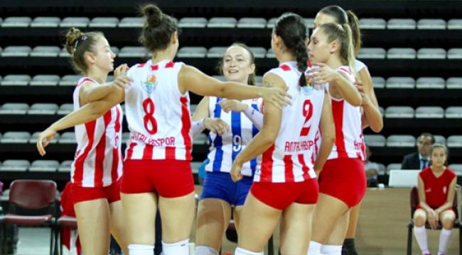 Antalyaspor Galibiyet Serisini Sürdürdü: 3-1