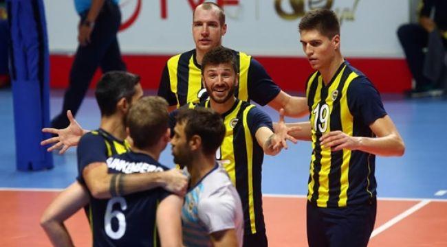 Fenerbahçe, Ziraat Bankası'nı puansız gönderdi!