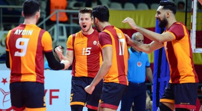 Galatasaray, Halkbank'a set vermedi