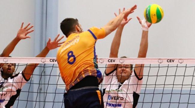 İstanbul BBSK, CEV Şampiyonlar Ligi'nde 2. Tura Yükseldi