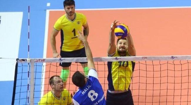 Fenerbahçe, Piyango'yu 5 Sette Devirdi