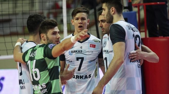 Arkas Spor, Romanya'dan Galibiyetle Dönüyor