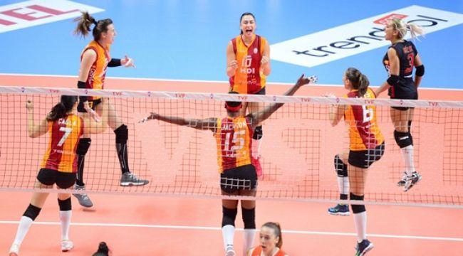 Galatasaray 3-1 Çanakkale Belediye