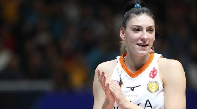 Tijana Boskovic'e 'Yılın Voleybolcusu' ödülü
