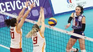 Galatasaray HDI Sigorta Avrupa'ya veda etti