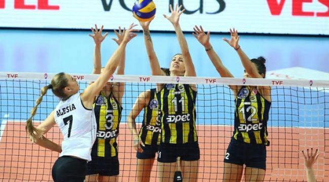 Olaylı Derbi Fenerbahçe'nin!