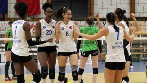 Aydın BBSK, CEV Challenge Kupası'nda Yarı Finalde