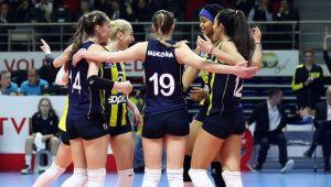 Fenerbahçe CEV'de ilk mağlubiyetini aldı!