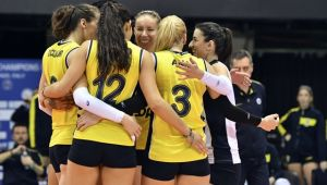 Fenerbahçe Opet, Scandicci'yi 3-1 Mağlup Etti