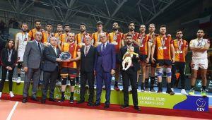 Galatasaray, CEV Kupası'nı Gümüş Madalya İle Tamamladı