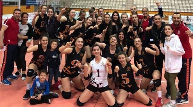 Rota Koleji İzmir Şampiyonu Oldu!