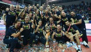 Şampiyon Fenerbahçe !