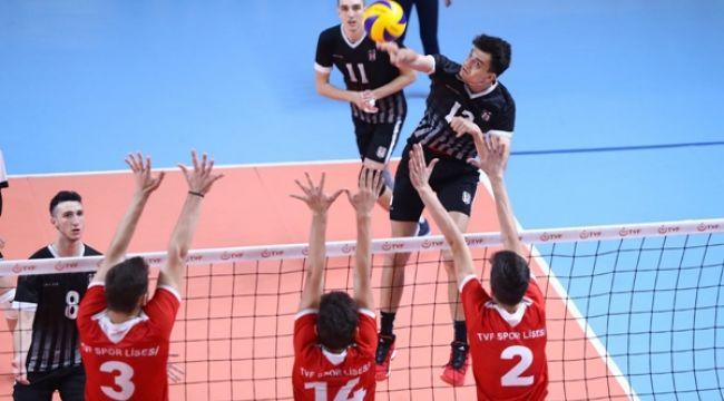Genç Erkekler Altyapı Türkiye Şampiyonası Başladı
