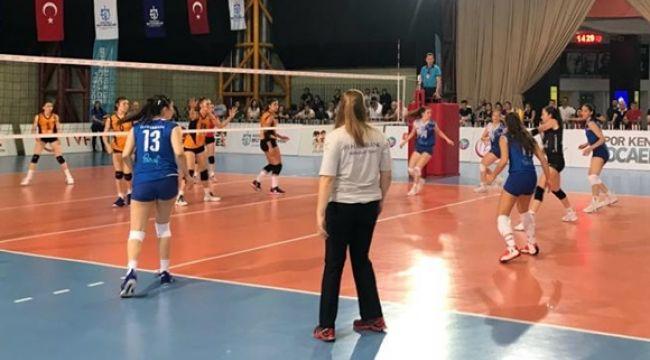 Türkiye Şampiyonası'nda Grup Karşılaşmaları Sona Erdi