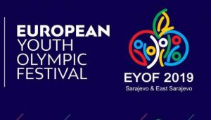 U18 Bayanların, EYOF 2019 Maç Programı