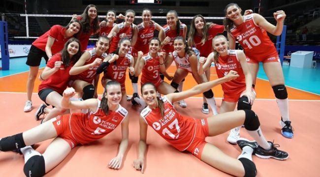 U19 Milliler, Balkan Şampiyonası'nda Galibiyetle Başladı