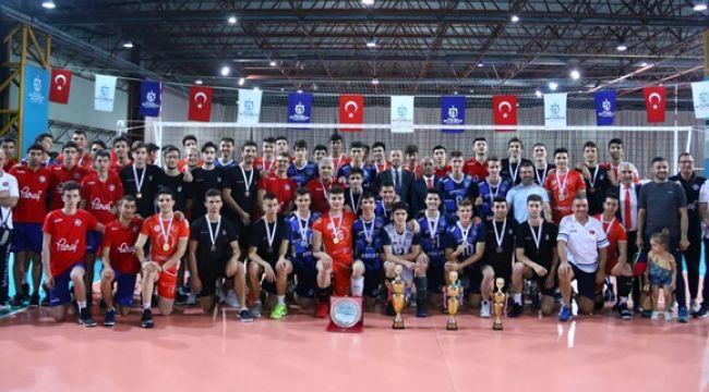 Yıldız Erkekler Türkiye Şampiyonası Sona Erdi