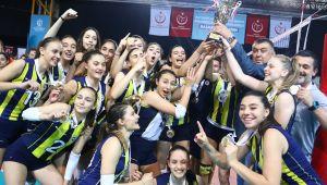 Yıldız Kızlarda Şampiyon Fenerbahçe!