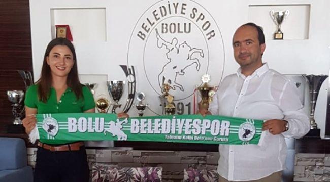 Burcu Şentürk Bolu Belediyespor'da!
