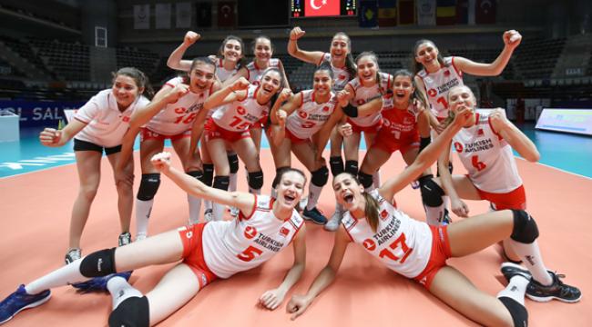 Genç Kız Milli Takımımız, Balkan Şampiyonu