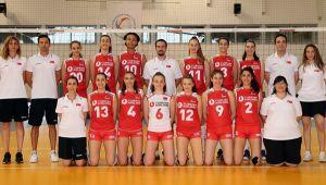U16 Milliler Balkan Şampiyonası'nda Yarı Finalde