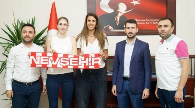 Nevşehir Belediyesi Voleybol'da Transfere Hızlı Başladı