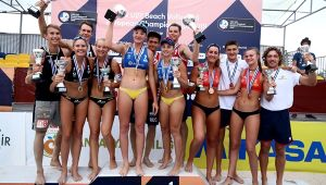 Plaj'da U22 Avrupa Şampiyonası Sona Erdi