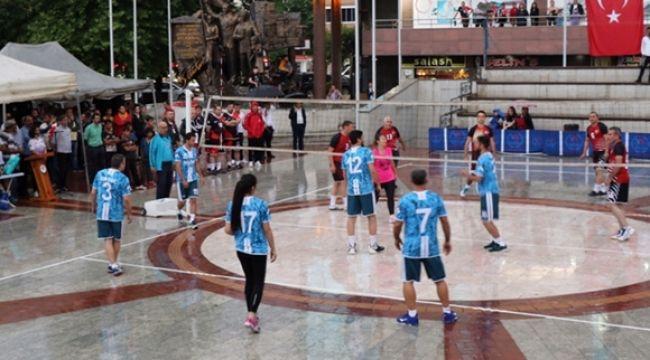 Safranbolu'da Örnek Turnuva