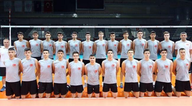 U17 Erkekler Balkan Şampiyonası'nda Sahne Alıyor