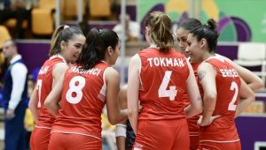 U18 Genç Kız Milli Takımımız, EYOF'ta Yarı Finalde