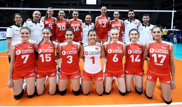 U20 Milliler, Dünya Şampiyonası'nda Sahne Alıyor