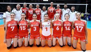 U20 Genç Kız Milli Takımımız, Dünya 4'üncüsü Oldu