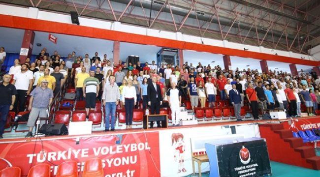 Alt Yapı Antrenörleri Semineri Ankara'da Yapıldı
