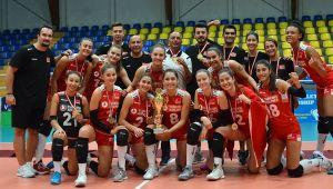 Genç Milliler Namağlup Balkan Şampiyonu