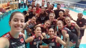 U17 Milliler Balkan Şampiyonası'nda Finalde