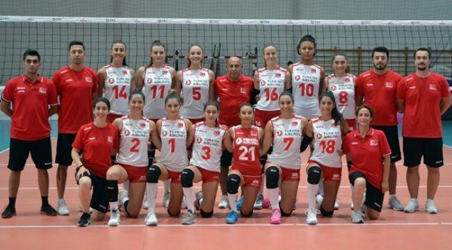 U17 Milliler, Balkan Şampiyonası'nda Yarı Finalde