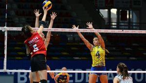 U18 Milliler, İsveç ile Hazırlık Maçı Oynadı