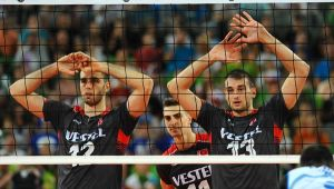 Milliler Slovenya'ya 3-0 Mağlup Oldu