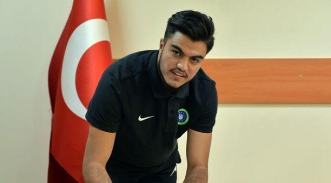 Sharifi Bursa BŞB'ye imzayı attı