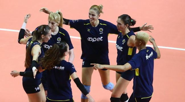 Fenerbahçe Opet 2-2 PTT
