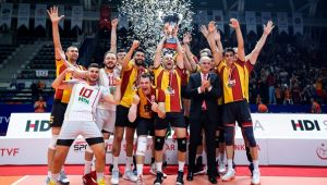 Şampiyonlar Kupasının Sahibi Galatasaray