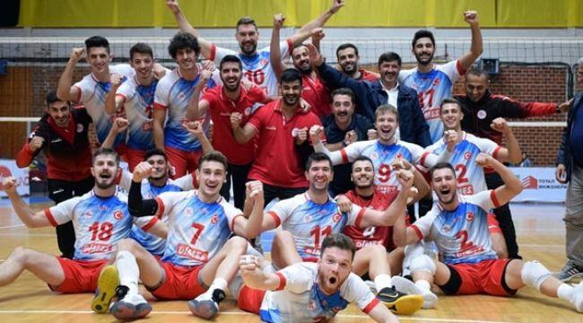 Tokat Bld. Plevne, Namağlup Balkan Şampiyonu