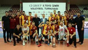 TSYD Kupası Galatasaray'ın