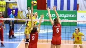 Balkan Şampiyonası 1. Raunt'ta 3. Gün Sona Erdi