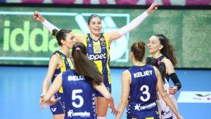 Fenerbahçe, Karayolları'nı Set Vermeden Geçti